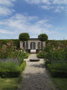 Peter Englander Orangeri i vacker siktlinje