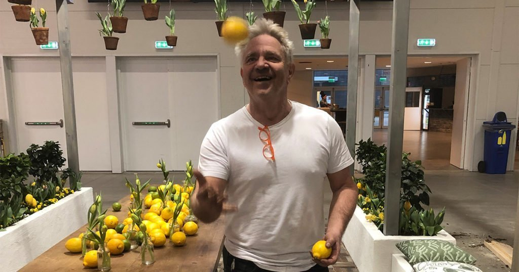 Mässan VÅR TRÄDGÅRD i Malmö